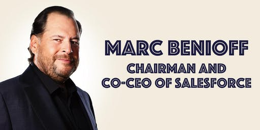 Marc Benioff, Chairman and Co-CEO of Salesforce
