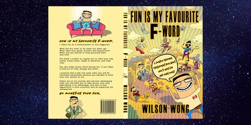 Wilson's Book Launch [Fun is my Favourite F Word]