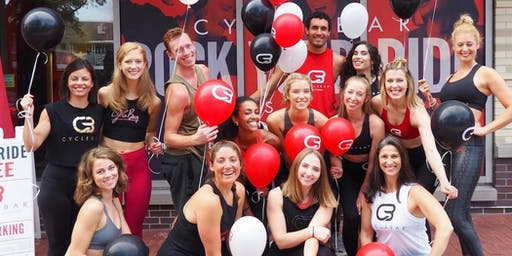 CycleBar Falls Church Two-Year Anniversary Blast