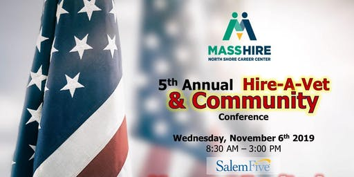 5th Annual Hire-A-Vet & COMMUNITY Conference