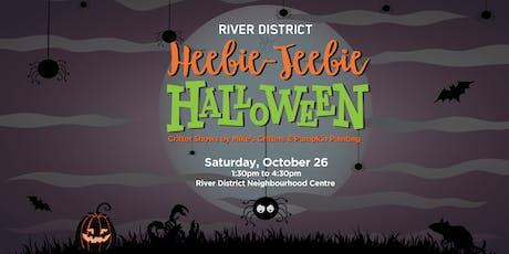 A Heebie-jeebie Halloween!  tickets