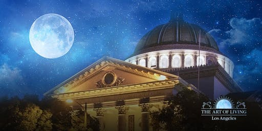Full Moon Meditation and Kirtan under the Dome - November 2019
