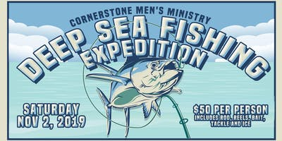 Deep Sea Fishing Expedition
