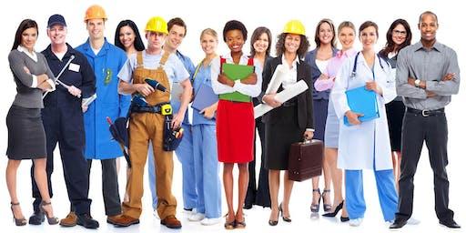 New Year New Career Job Fair - Employer Registration - January 14th