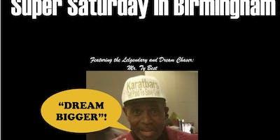 Super Saturday in Birmingham