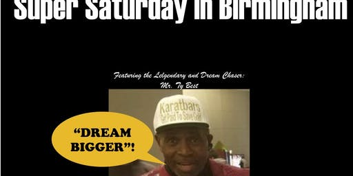 Super Saturday in Birmingham