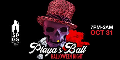Playa's Ball Halloween Party