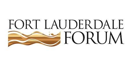 "Fort Lauderdale Forum - Broward College presents ""BROWARD UP"" tickets"