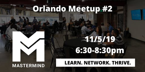 Orlando Home Service Professional Networking Meetup #2