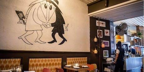 Weekly Wine & Dine at 7 - Bar Vendetta tickets