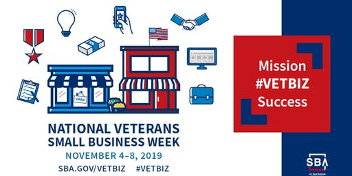 Celebrate National Veteran Small Business Week