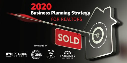 2020 Business Planning Strategy For Realtors