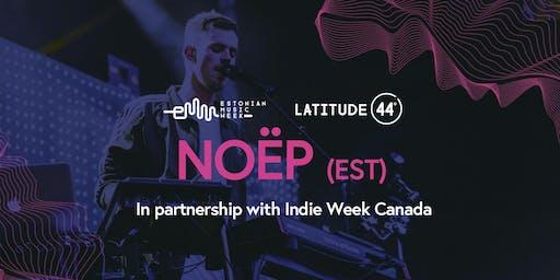 NOEP concert w/ Indie Week Canada @Hideout
