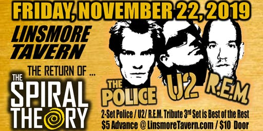 The Spiral Theory: Tribute to The Police, U2, and R.E.M.
