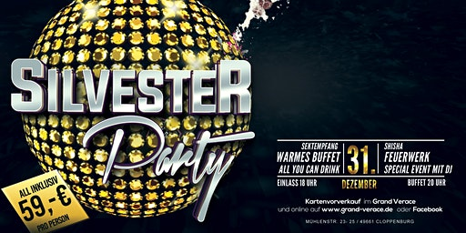 SILVESTER PARTY 2020