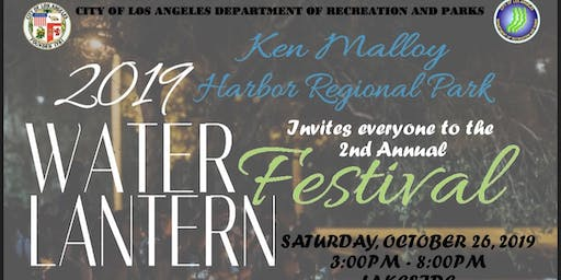 2nd Annual  Water Lantern Festival  at Ken Malloy Harbor Regional Park