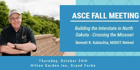 ND ASCE Fall Meeting tickets