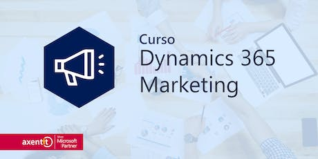 Dynamics 365 Marketing tickets
