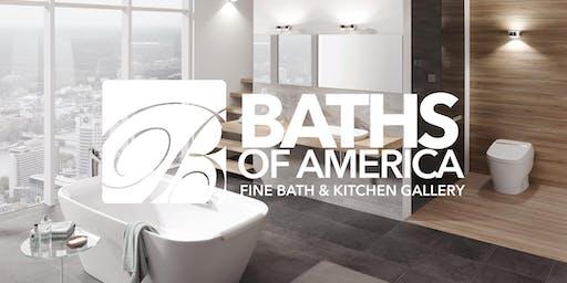 Baths of America - Galleria Grand Opening