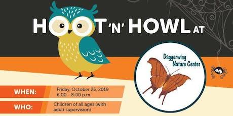 Hoot 'N' Howl tickets