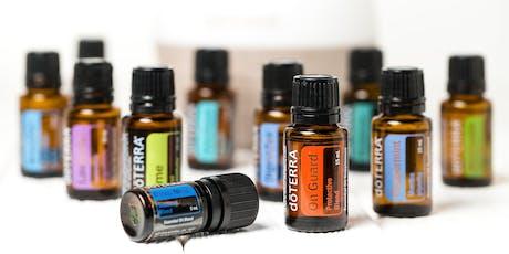 Massage Therapist Workshop | Targeted Health Essential Oil Application tickets
