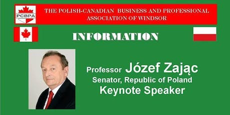 24th Annual Polish-Canadian Society Business Dinner tickets