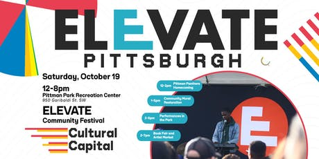 ELEVATE: Pittsburgh Presents - Community Festival tickets
