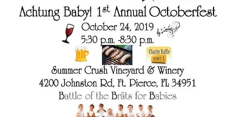 Healthy Start Coalition of St. Lucie County's Octoberfest tickets