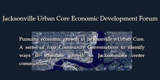 Jacksonville Urban Core Economic Development Forum