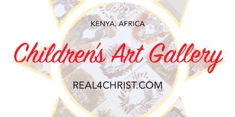 R4C Children's Art Gallery tickets