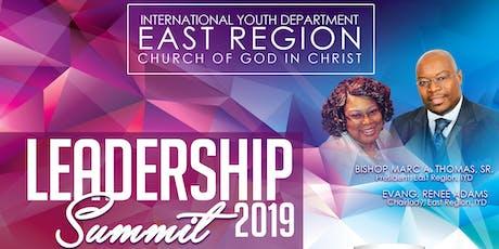 IYD East Region Youth Leaders Summit tickets