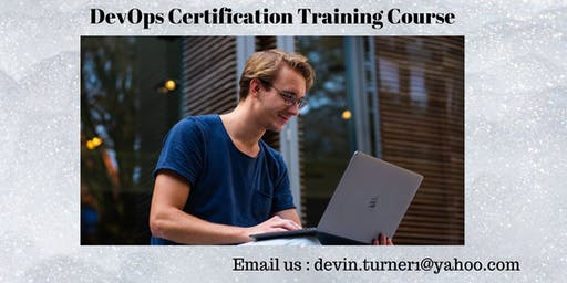 DevOps Exam Prep Course in Cap-Chat, QC