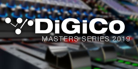 DiGiCo Masters Series Charlotte, NC tickets