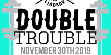 Double Trouble 2019- CrossFit Lindsay tickets