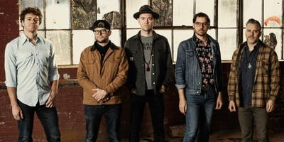 The Infamous Stringdusters with The Easy Leaves
