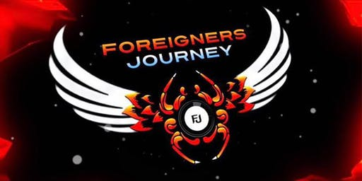 Foreigners Journey - Ultimate Tribute to two of rocks greatest!