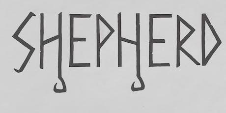 Shepherd / No Comma / Dead Characters / Sounds Like Words tickets