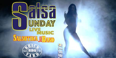 Salsa Sunday! Live Latin music by Salsotika, Dance Lessons, DJ and Party tickets