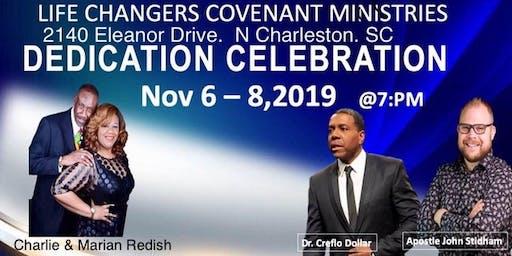 Dedication Celebration