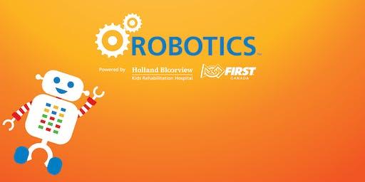 Holland Bloorview First Robotics - FIRST LEGO League Junior Team (FLL Jr.team)