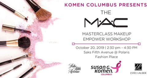 MAC Masterclass Makeup Empower Workshop