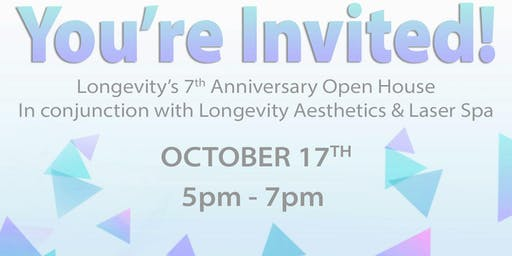 Longevity's Open House Event
