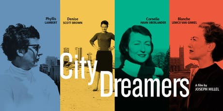 City Dreamers + Talk - Program 1 tickets