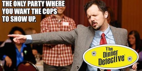 The Dinner Detective Interactive Murder Mystery Show - El Paso, TX boletos