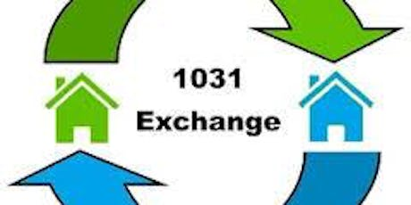 1031 Real Estate Exchanges tickets
