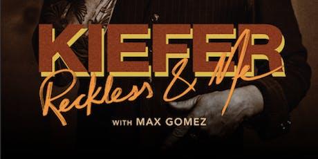 Kiefer Sutherland tickets
