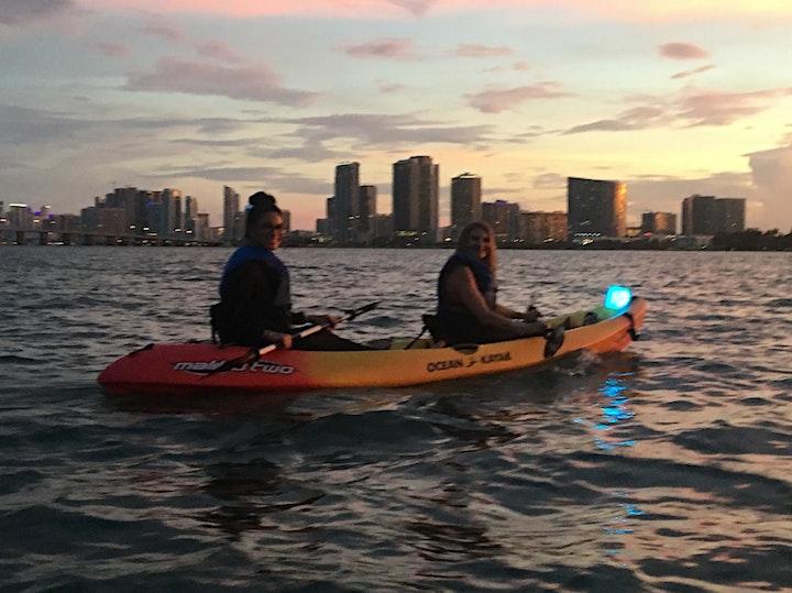 March FULL MOON KAYAK & SUP tour at Morningside Watersports image