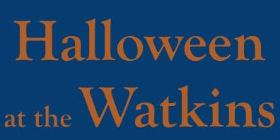 Halloween at the Watkins
