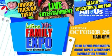 Latino Family Expo & Festival tickets