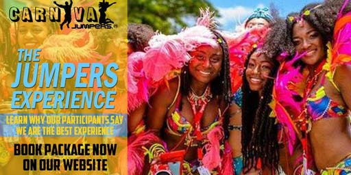 St. Lucia Carnival Jumpers Experience 2020